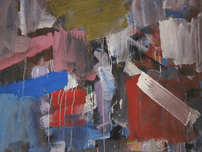 Abstract Paintings: 1945 to 2015