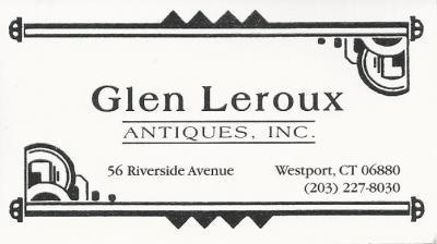 Glen Leroux Antiques, Inc.
