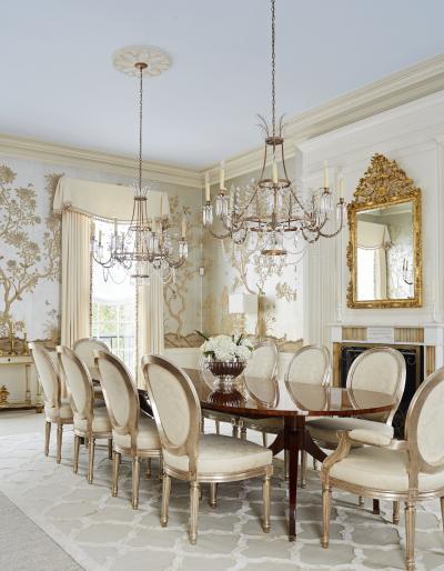 KELLEY INTERIOR DESIGN Share Elegant Washington DC