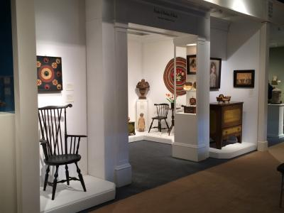 Visit Each Booth The 2016 Winter Antiques Show