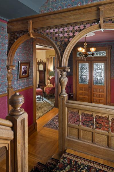Victorian Heirloom By Eberlein Design Consultants Ltd