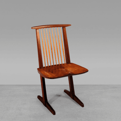 Conoid Chair by George Nakashima