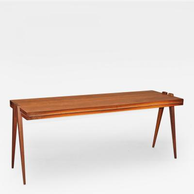 Philip Enfield Expandable Dining Table Console Philip Enfield c 1960