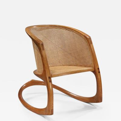 David Ebner Rocking Chair 1976