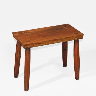 Teruo Hara Teruo Hara End Table c 1965