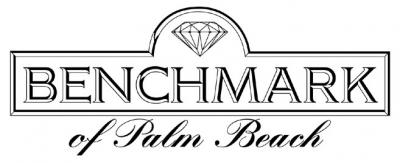 Benchmark of Palm Beach