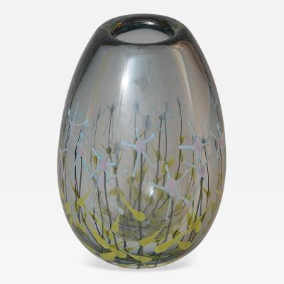 Mark Peiser Paperweight Vase Mark Peiser 1978