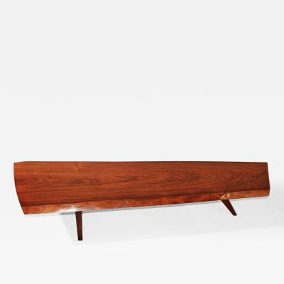 George Nakashima Slab I Coffee Table 1956