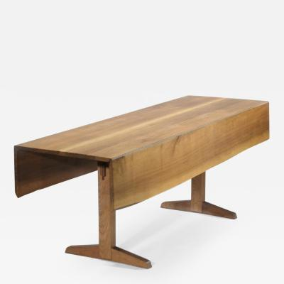 George Nakashima Special Harvest Table Double Drop Leaf 1962