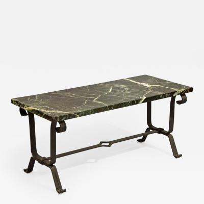 French 1940s Coffee Table