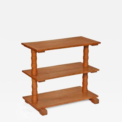 Maurice Dufr ne Three Tiered Console by Maurice Dufrene