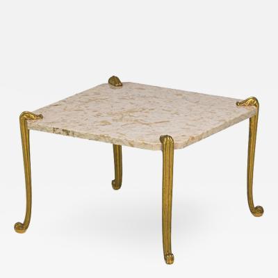 T H Robsjohn Gibbings Unique Custom Occasional Table USA c 1962