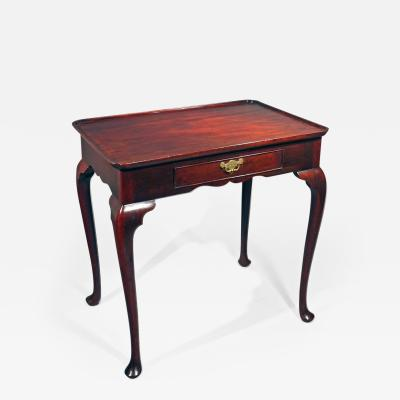 Queen Anne Tray Top Tea Table