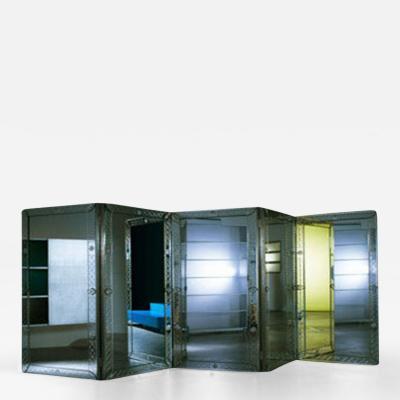 Philippe Starck Custom Designed Room Divider Philippe Starck France c 1980 s