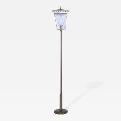 Pietro Chiesa Large Lantern Floorlamp Pietro Chiesa for Fontana Arte Italy c 1938