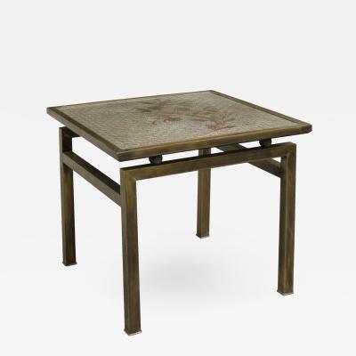 Philip Kelvin LaVerne Occasional Low Table Philip Kelvin LaVerne USA c 1960s