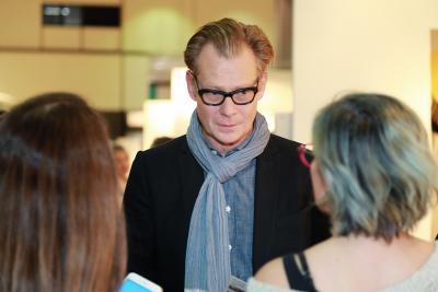MOCA Director Philippe Vergne