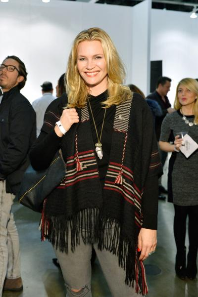 Actress Natasha Henstridge
