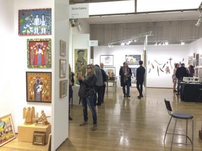 The Outsider Art Fair, NYC_258781
