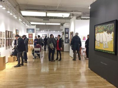 The Outsider Art Fair, NYC_258814