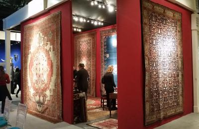 Peter Pap Oriental Rugs, Inc.; Booth 46