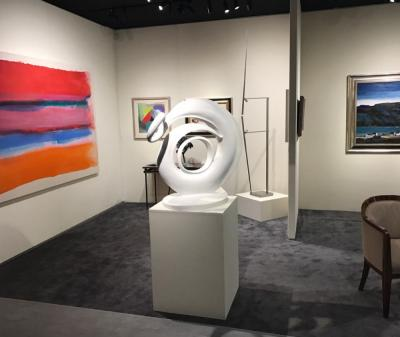Gerald Peters Gallery; Booth 73