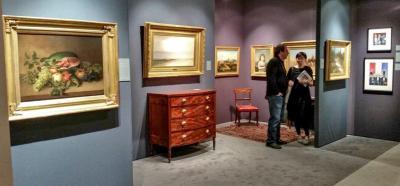 Schwarz Gallery; Booth 35