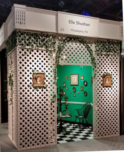Elle Shushan; Booth 61