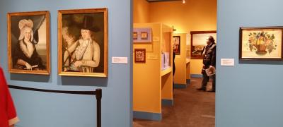 Loan exhibition, Abby Aldrich Rockefeller Folk Art Museum
