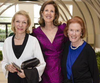 Carole Phillips, Polly Onet, Edwina Sandys