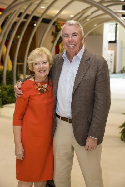 Carole and Richard Higgenbotham