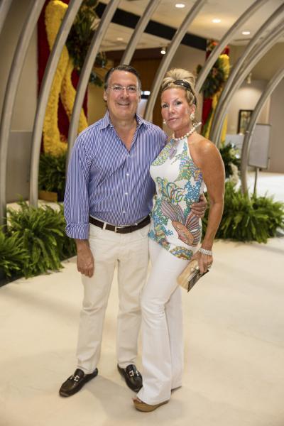Michael and Barbara Crimi