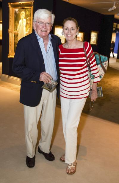 Jim and Abra Wilkin