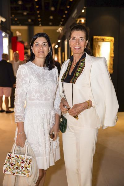 Tania Derani, Maria Araujo