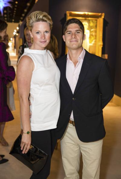 Kate and Robert Waterhouse