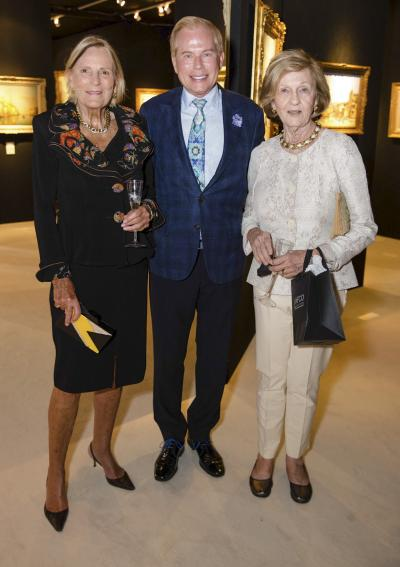 Dorothy Slover, David Laurance, Charlotte Kellogg