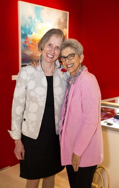 Susan Brownlee, Sheila Fine