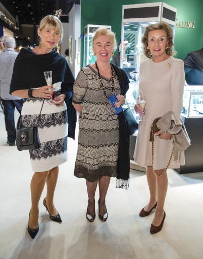 Marianne Andresen, Ania Scheller, Hilke Brinkmann