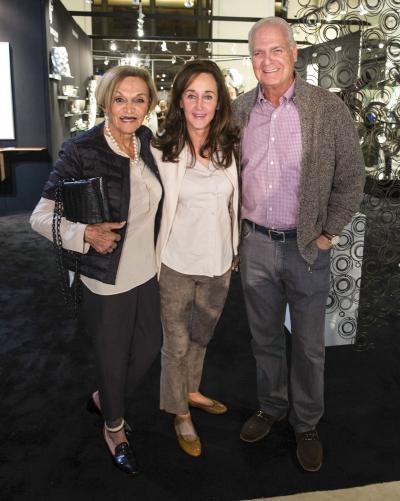 Helen Stein, Amy Fromer, Don Carter