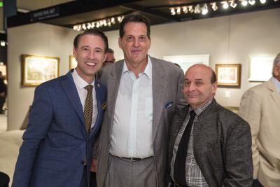Scott Diament, Chip Gesner, Jeffrey Diamond
