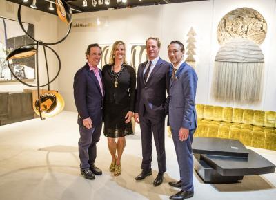 Norberto and Robin Azqueta, Todd Merrill, Scott Diament