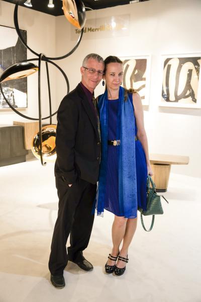 Jeff and Irina Fisher
