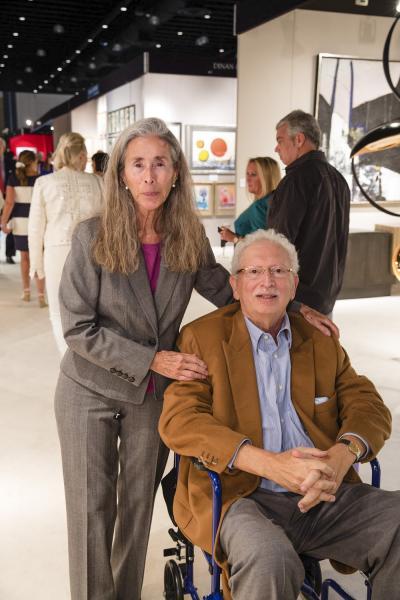 Priscilla and Dennis Rocca