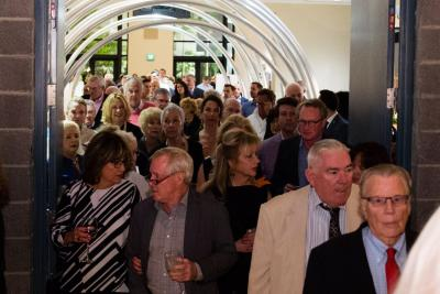 Packed House on opening night of the Palm Beach Jewelry, Art & Antique Show