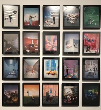 Sabrina Raffaghello Contemporary Art