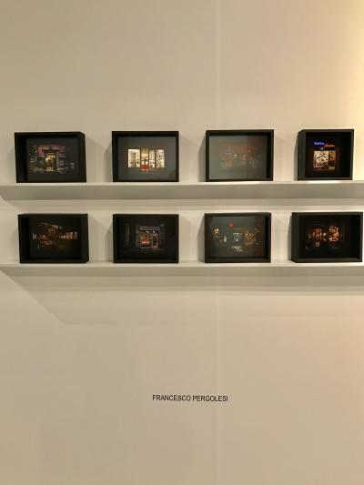 Francesco Pergolesi offered by Edelman Gallery