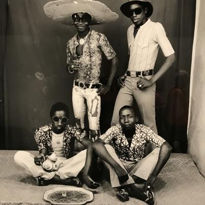 Malick Sidibé offered by Gallery Fifty One