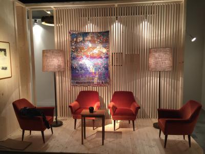 Studio BBPR chairs, presents by Casati Gallery