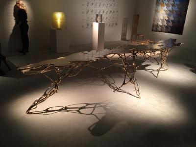 "Mathias Bengtsson ""Growth Table"", presented by Maria Wettergren"