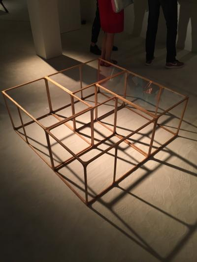 """Ratio """"Ash and Glass"""", presented by Maria Wettergren"""